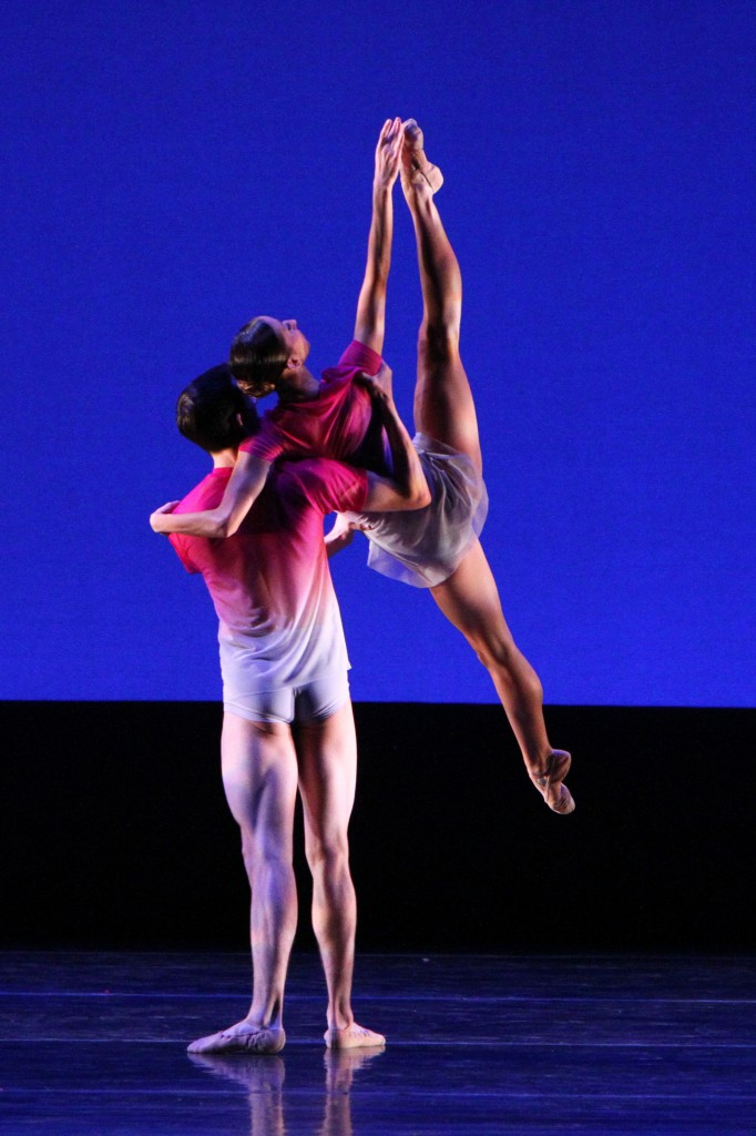 Dancers: Kyndra Ricker & Dominic Mercer Gizzi.  Ballet Yuma / performing in the RDA Festival. Photo by C. J. Kane.