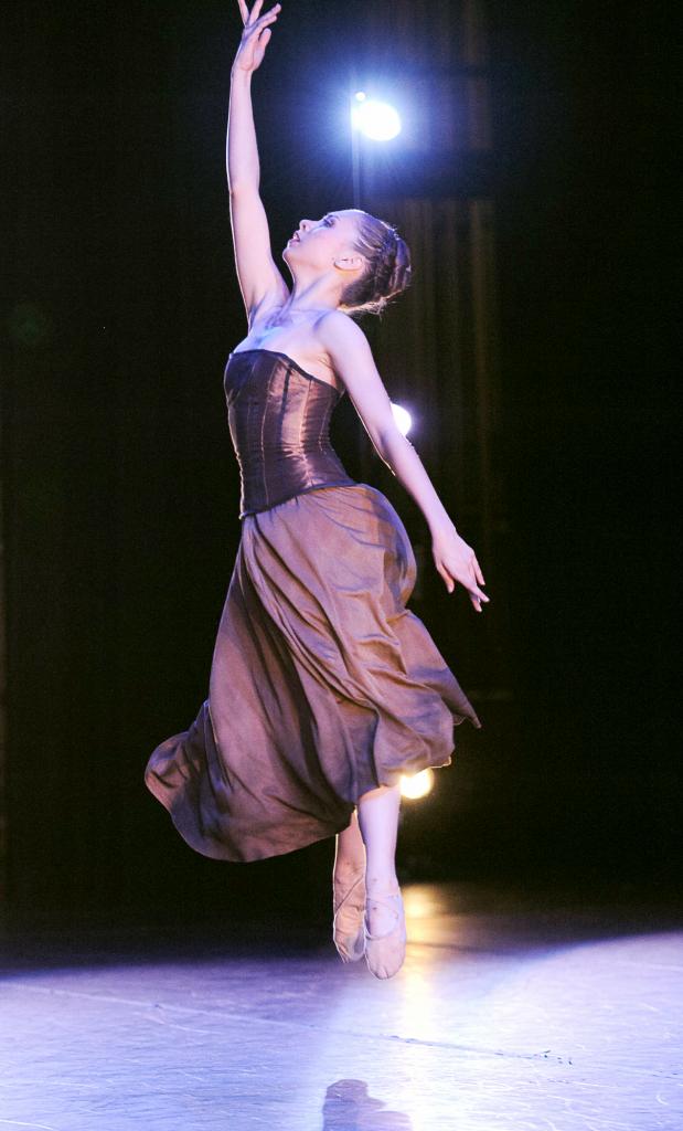 Alyssa Myers, Yuma Ballet Photo by Scott Martinez