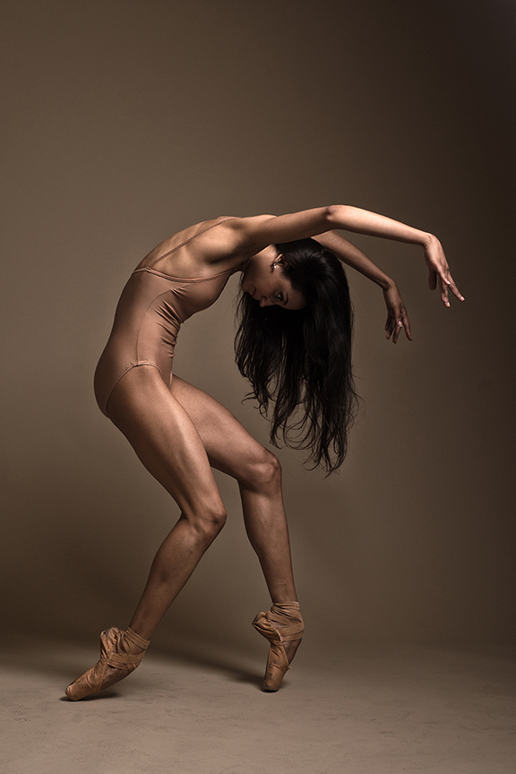 Ballet Arizona's Arianni Martin Photo by Ron Brewer Images