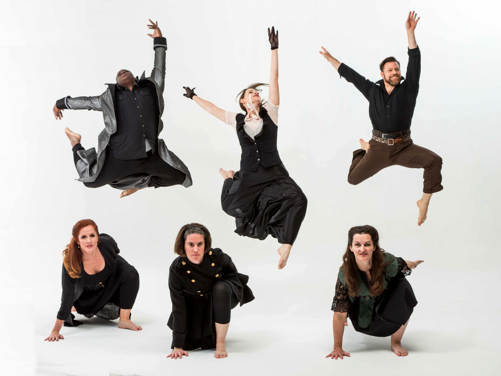 Movement Source Dance Company (Phoenix) Dancers (top row, left to right) Herschel Jackson Jr, Omaya Ahmad, and Thomas Blee Carlyle (bottom row) Mary Anne Herding, Claire Renaud, and Gennifer Kaufman Fourness