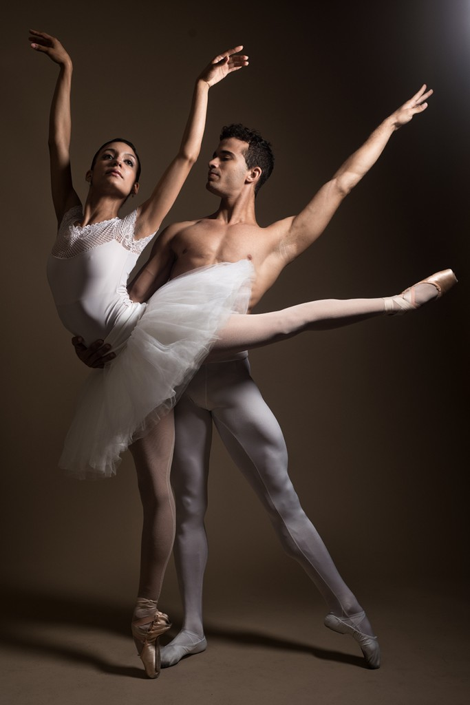 Arianni Martin and Randy Crespo, Ballet Arizona Photo by Ron Brewer Images