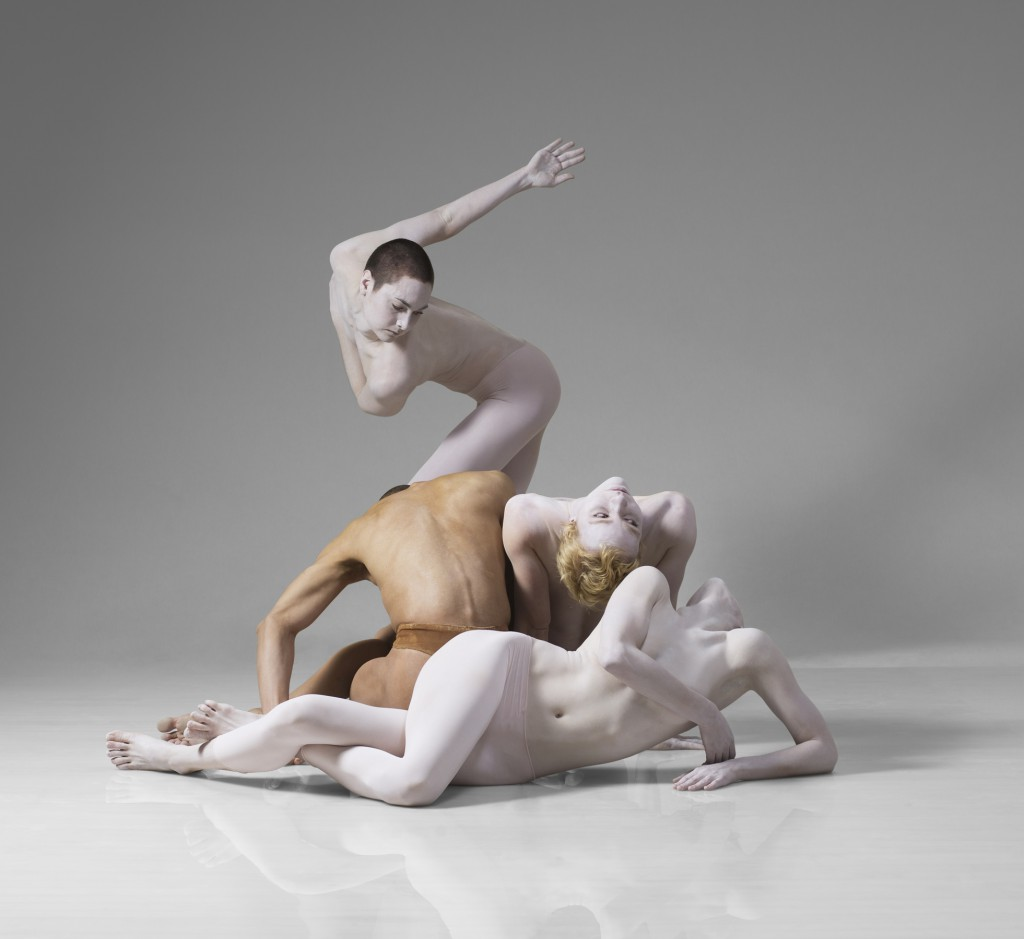 The exhilarating Shen Wei Dance Arts will perform on Feb. 13, 2010, as part of Scottsdale Center for the Performing Arts' Destination China series. Photo credit: Lois Greenfield