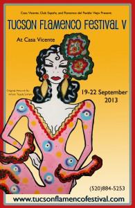 FlamencoFestival2013Poster