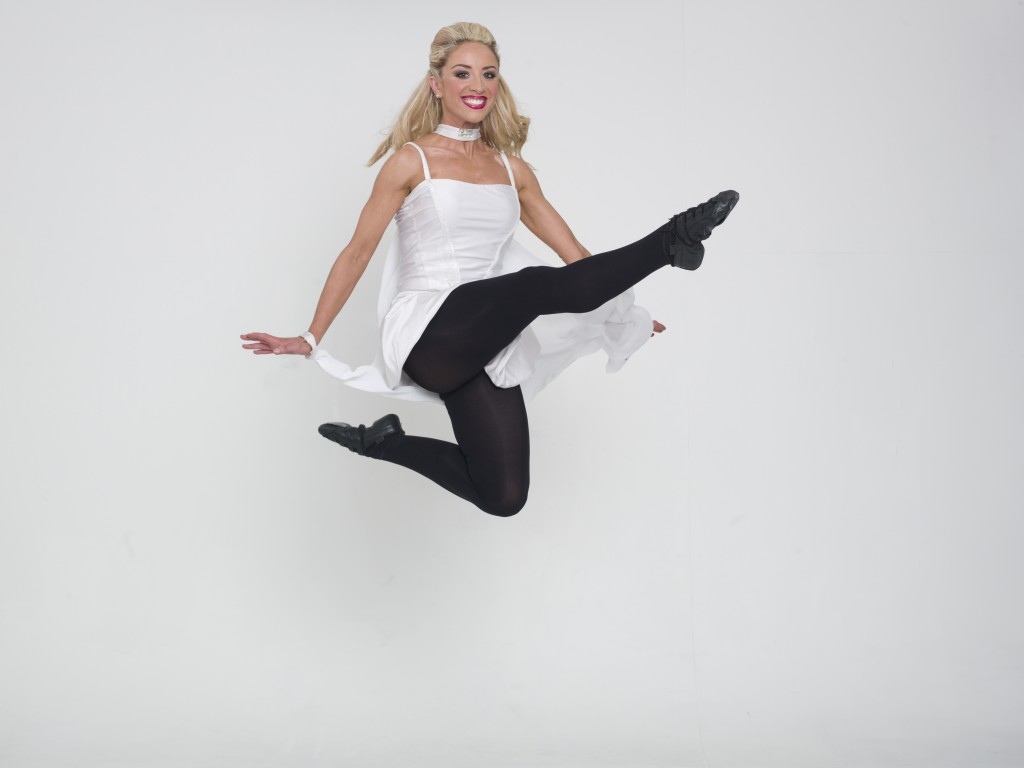 Studio shoot for Celtic Nights - Michael Durkan - Allied Arts & Leisure