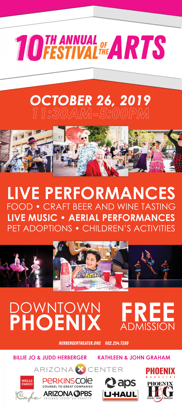 10th Annual Herberger Festival Of The Arts Phx Arizona Dance Coalition