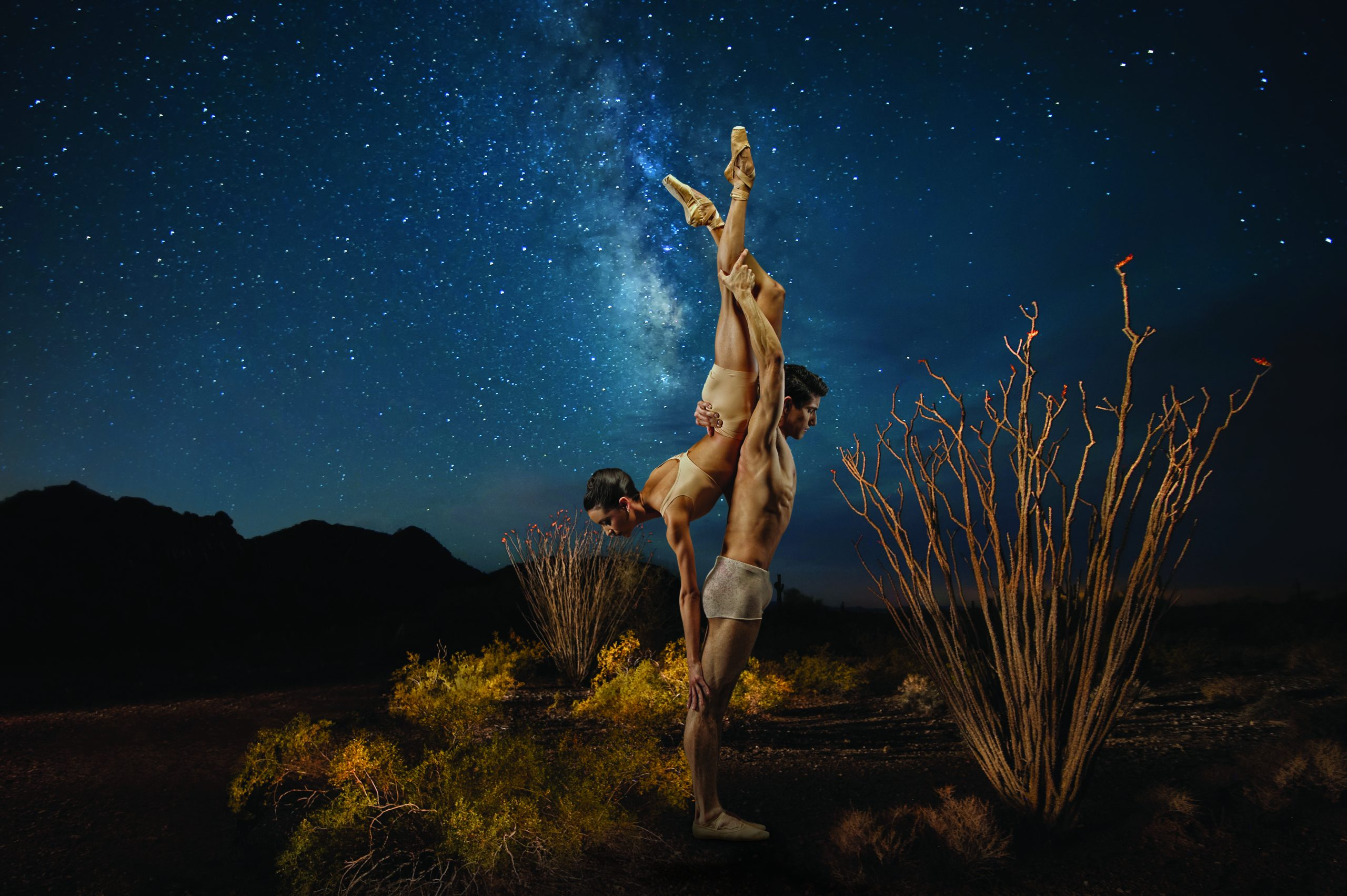 Ballet Arizona's The Four Seasons at Desert Botanical Garden (PHX)